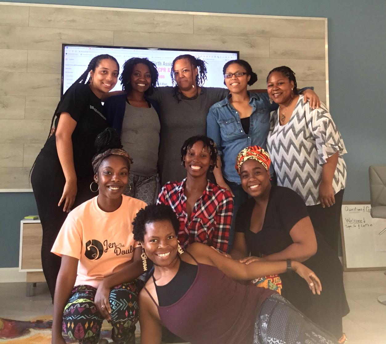 Birth Assistant Workshop 2019