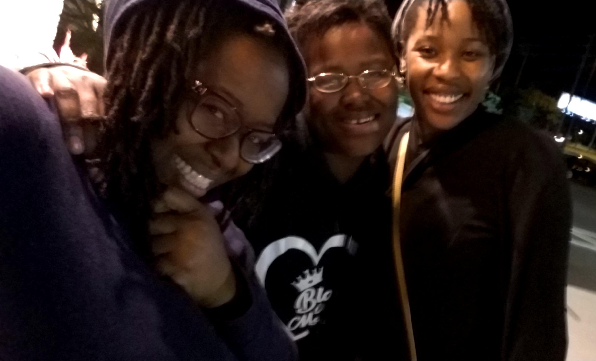 Celebrating One Another = Sisterhood
