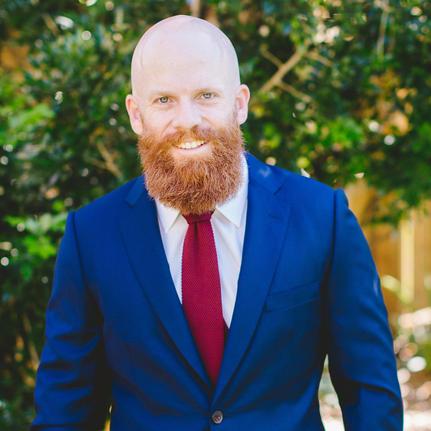 Scott Cudmore, 2018 Early Career Researcher Award recipient