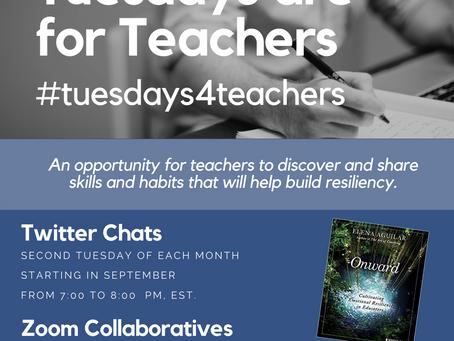Tuesdays 4 Teachers