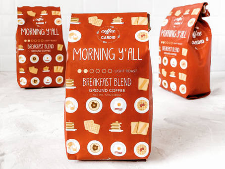 MORNING Y'ALL; Three Things to Know About Today's NEW COFFEE Launch!