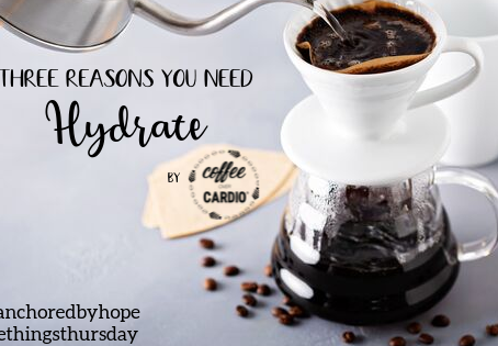 Three Reasons you Need the New Hydrate from Coffee Over Cardio