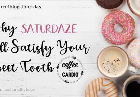 Three Reasons Saturdaze Will Satisfy Your Sweet Tooth