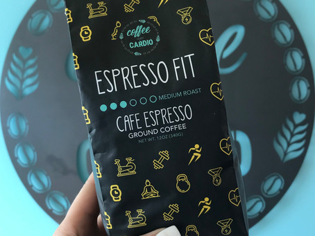 Three Things I Love About the NEW Espresso Fit Cafe Espresso from Coffee Over Cardio!