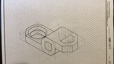CGT 163: 3D Engineering Drawing