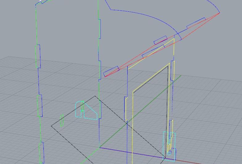 ENGR 131: Final Project Laser Cut Prototype