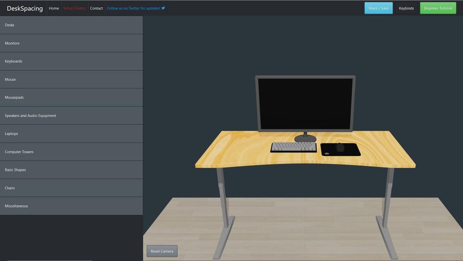 DeskSpacing.com