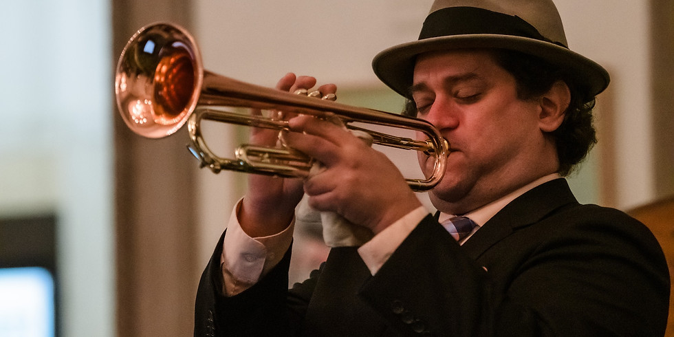The Grapevine in Gruene - NOLA Jazz!