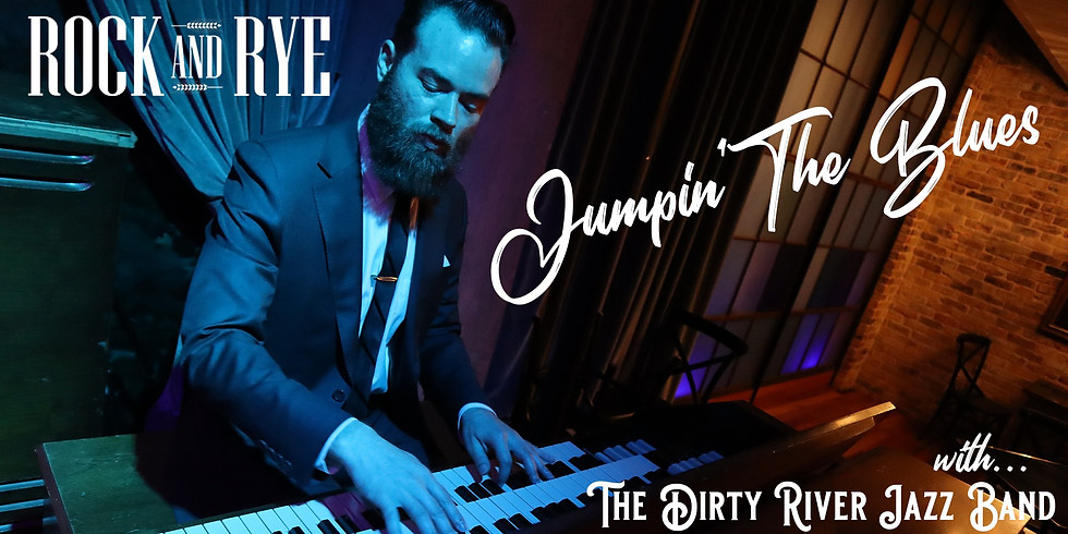 The Dirty River Jazz Band @ Rock and Rye