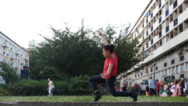 Danse, la cité