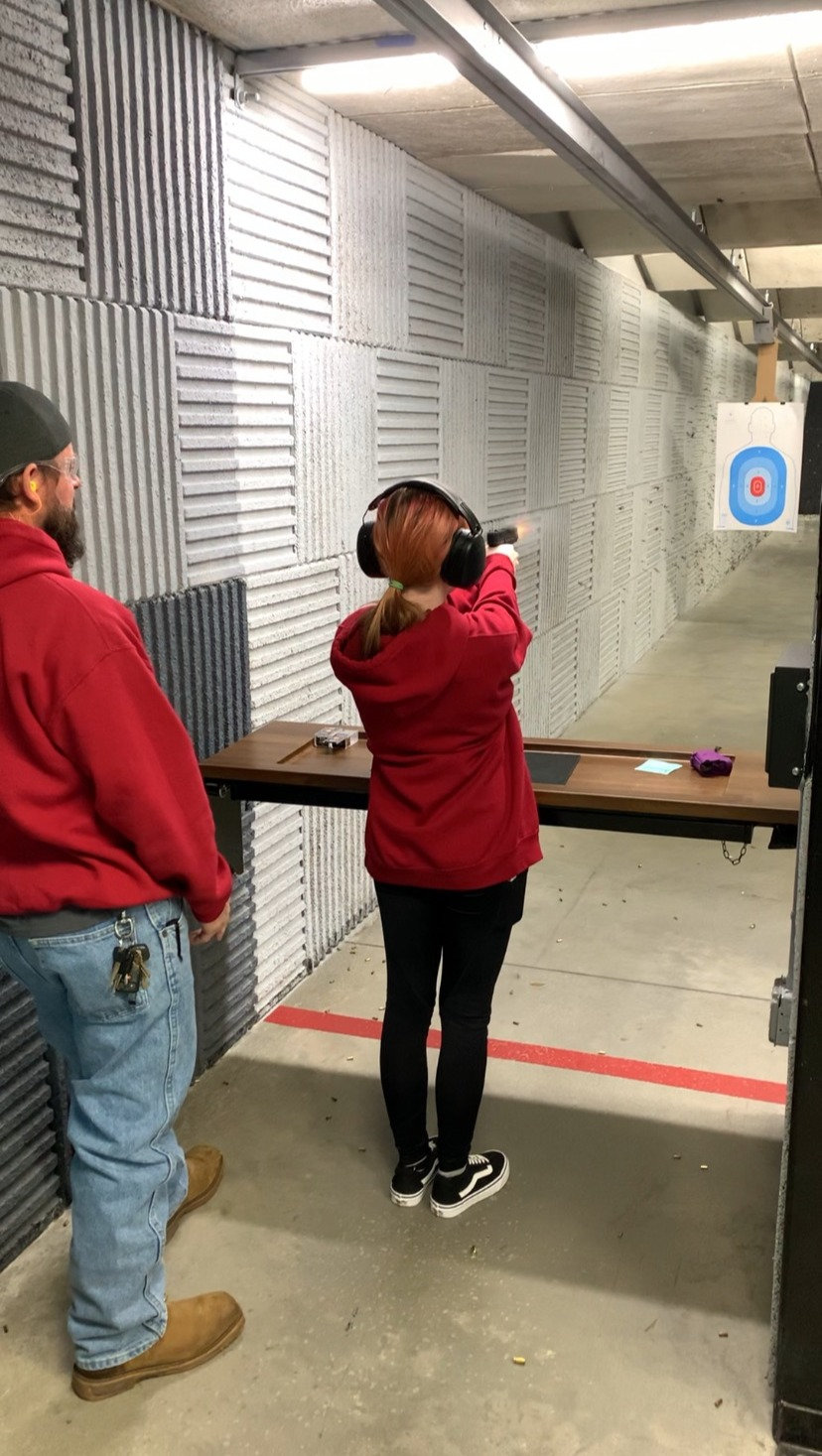Youth Basic Handgun (10-20 YOA)
