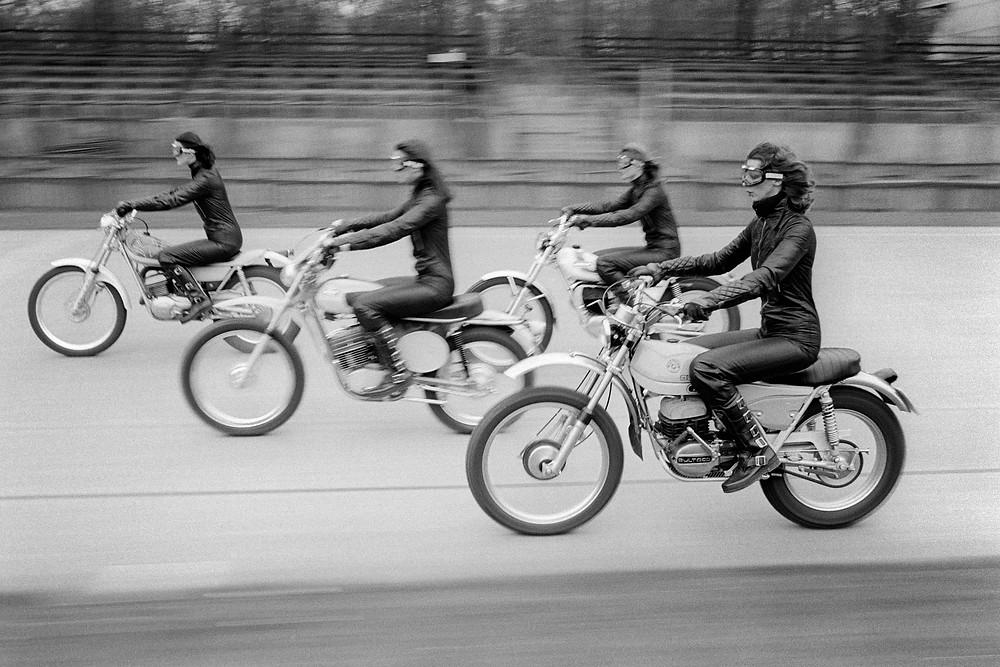 "Hans Feurer - ""Vogue Hommes"" (1974)"