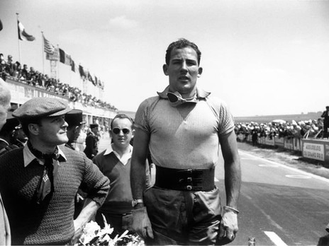 Remembering a Giant: Stirling Moss, 1929-2020
