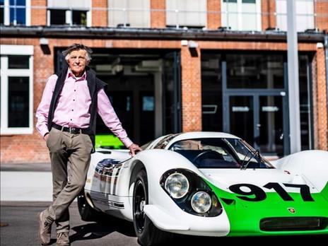 The Brains Behind Porsche's Brawn: Hans Mezger, 1929-2020