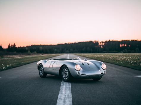 1955 Porsche 550 Spyder: A Film by Auxietre & Schmidt