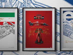 Automobilist Fine Art Prints: Recreating Iconic Moments for the Modern Age