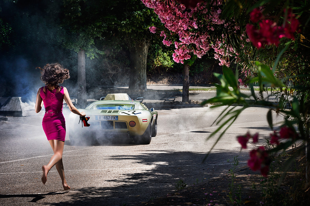 "David Drebin - ""Wheels and Heels"" (2013)"