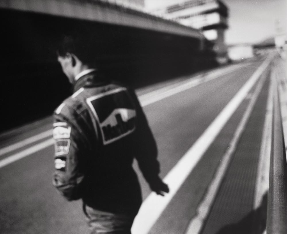 "Michel Comte - ""Michael Schumacher"""