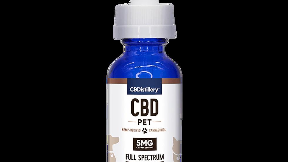 CBD Pet Tincture – 150 mg – 30ml x 8 Bottles