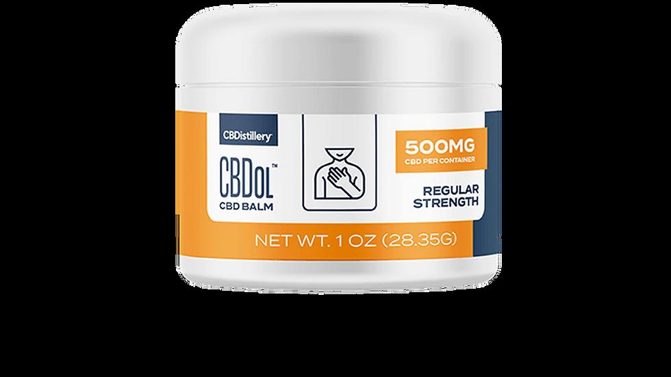 CBDol Topical – CBD Salve – 500mg x 3 Jars