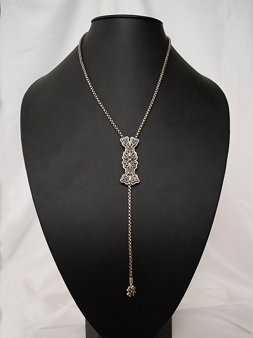 Floral Y-Chain
