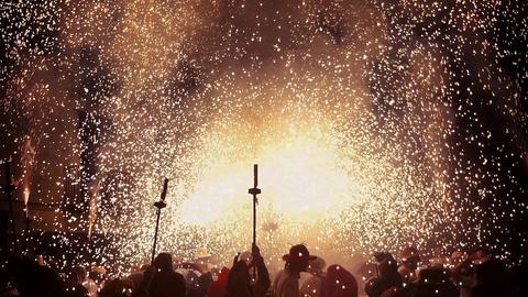 Coneix l'Aquelarre de Cervera, molt més que una festa de foc