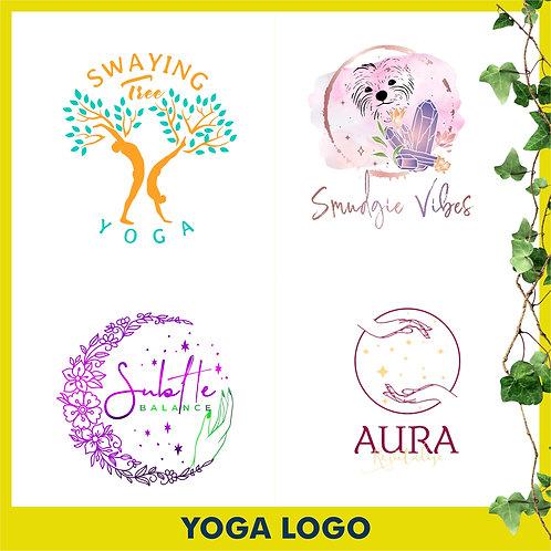 Yoga Logo Design - Logo Street