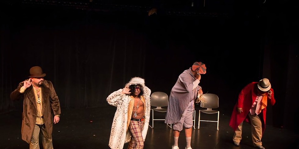 Pimprov at CIC Theater