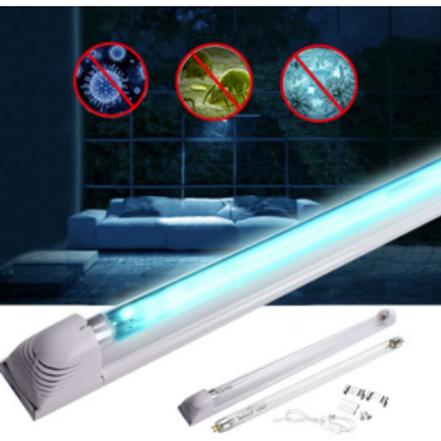 Keimtötende bakterizide UV-C 30W-Lampe