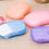 Thumbnail: 40 Lösliche antibakterielle Seifenblätter inMini-Transportbox