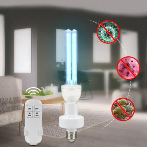 25w UV-Lampe mit Fernbedienung zur Sterilisation
