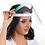 Thumbnail: Gesichtsschutz  verstellbares Visier - inkl.  Ersatz-Visier