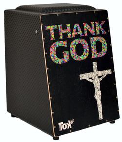 Cajón Elétrico Graças a Deus1