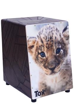 Cajón Infantil Leãozinho