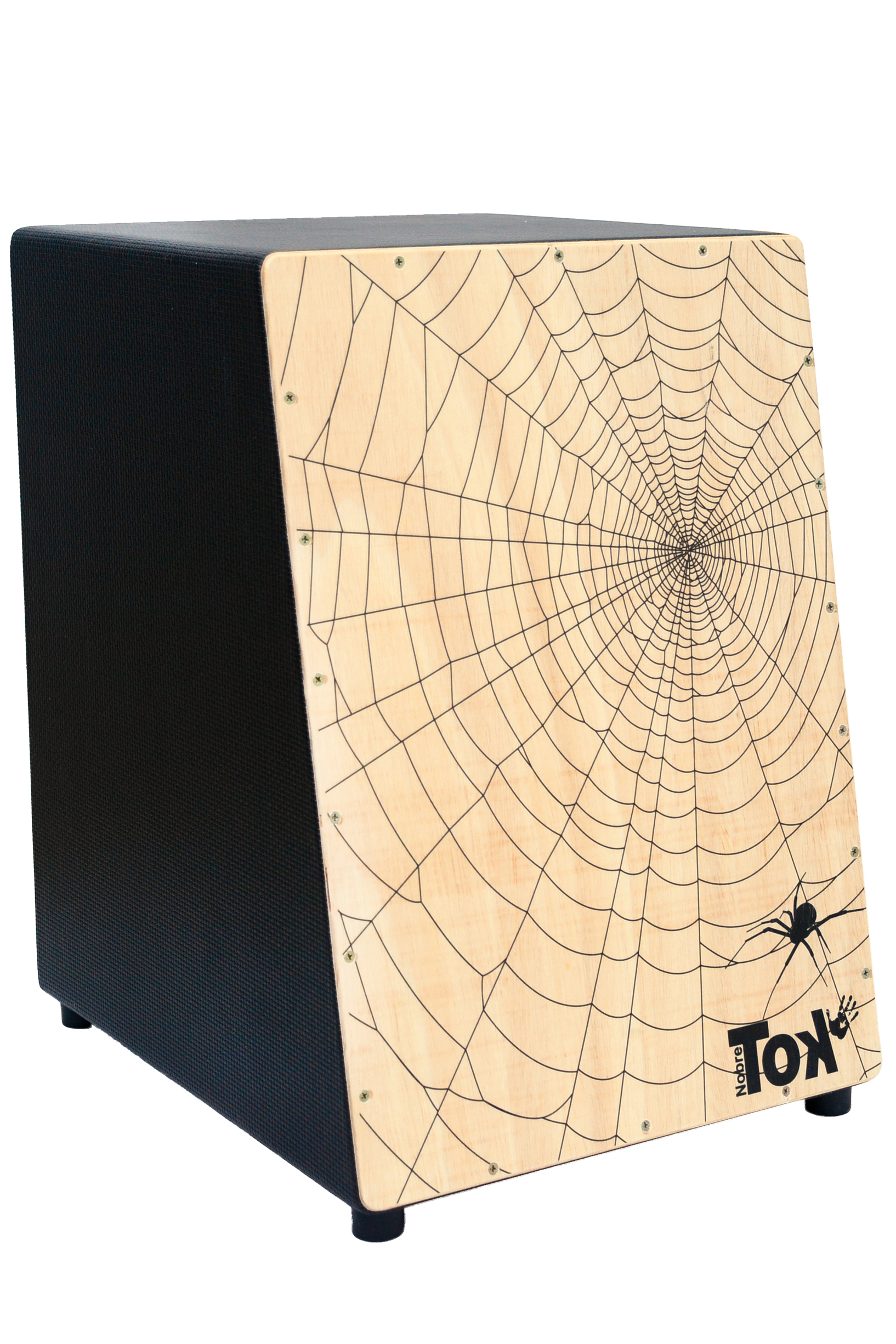 Cajón Acústico Aranha