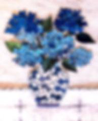 BLUE HYDRANGEA 16x19.75.jpg