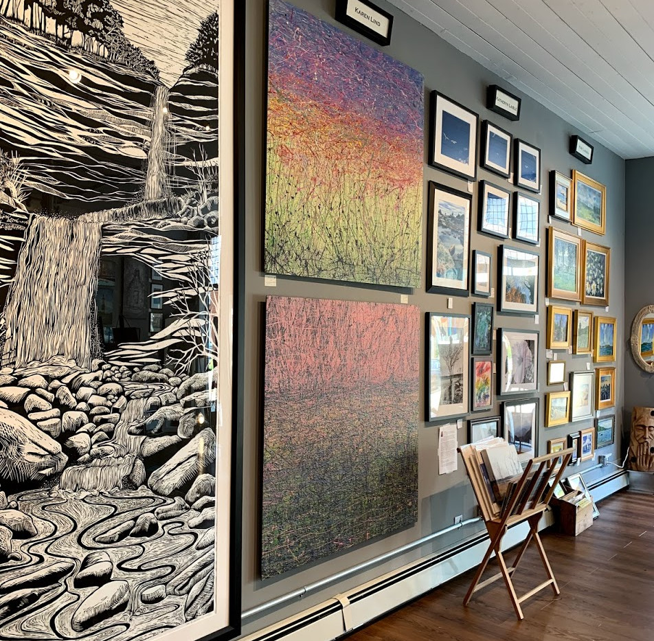 The Firefly Artists Gallery... home