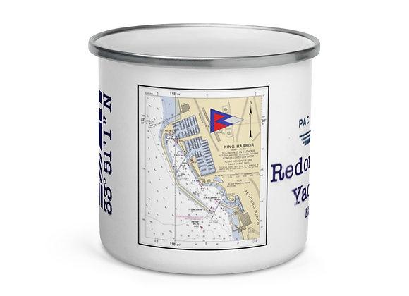 RBYC Enamel Mug