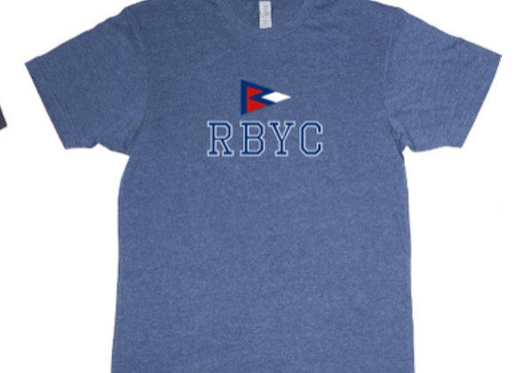 RBYC Burgee Gray-T