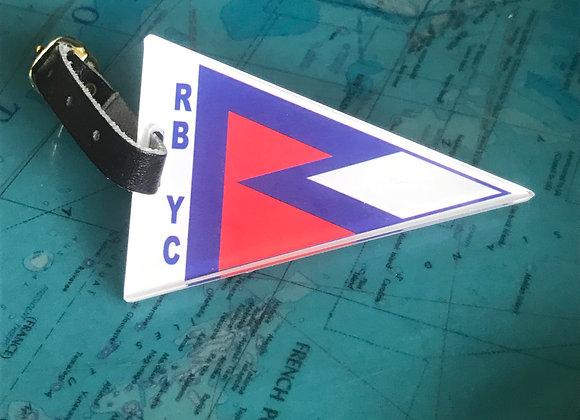 RBYC Luggage Tag