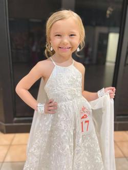 Blaklynn White dress 4