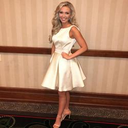 Amber Allen short dress