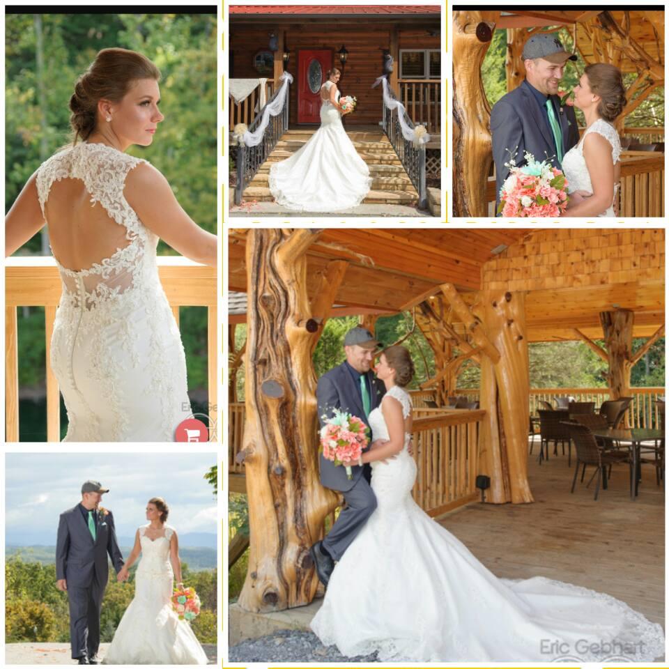 Samantha Robinson Wedding