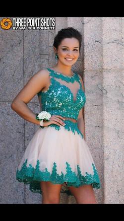 Linda Riley prom