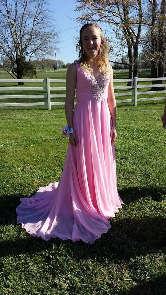 Sue Cowden prom