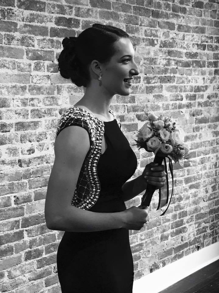 Elizabeth Rogers 2017 Prom