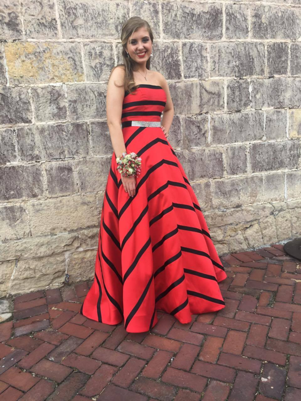 Kathryn Reding 2017 prom