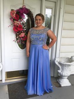 Kalli Brooke Flanders 2017 Prom