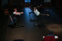 Twelfth Night Rehearsal
