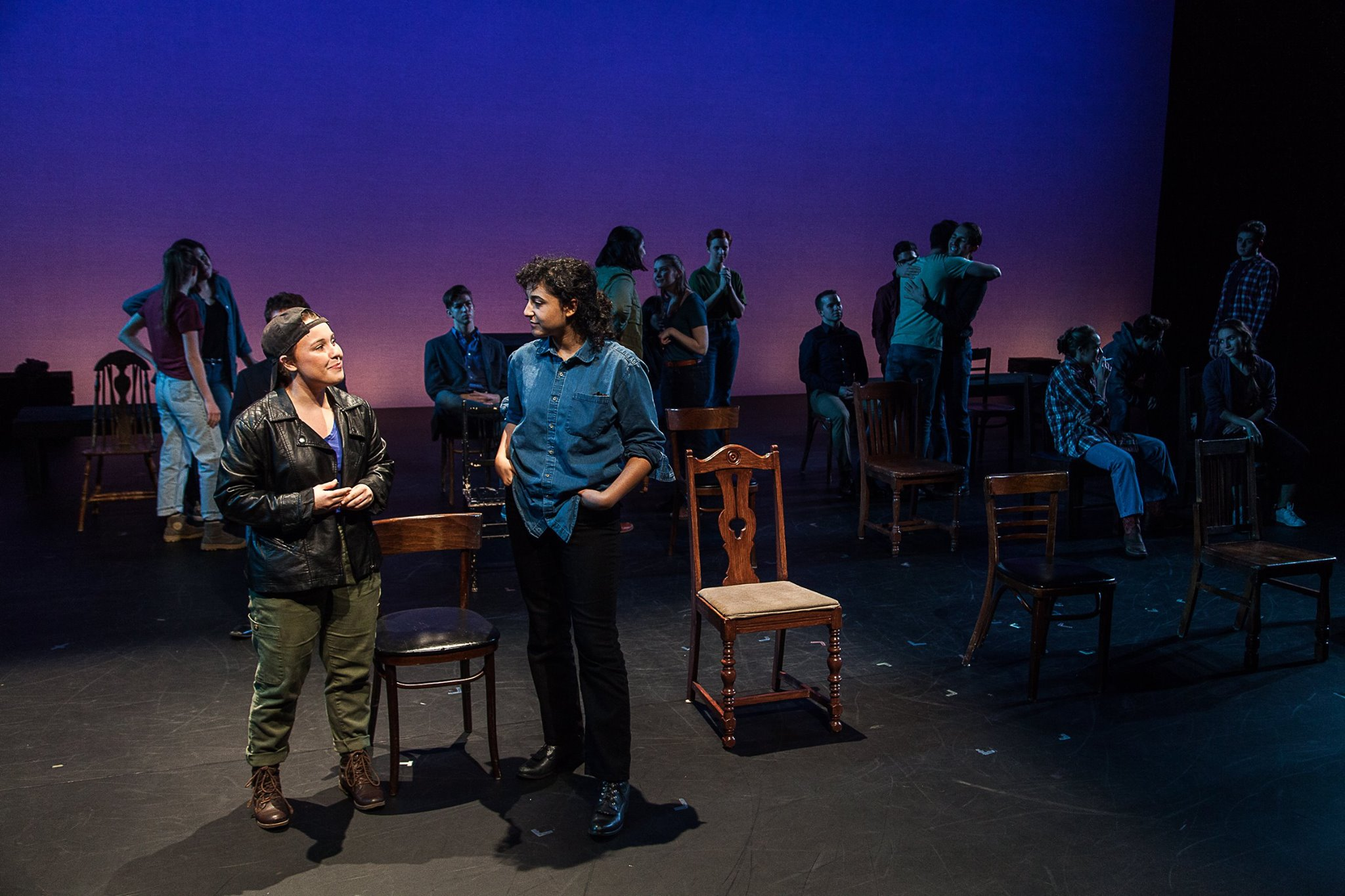 The Laramie Project @ NY Live Arts